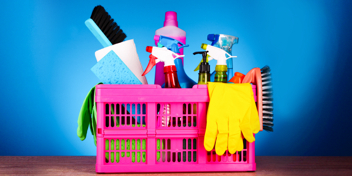 How to do cleaning faster