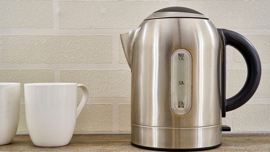 How to wash the kettle at home